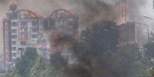 Kabil'de patlama: 6 ölü 20 yaralı