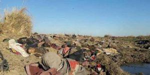 ABD ve PKK/YPG'den Bağuz'da sivil katliam