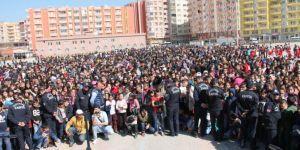 Kızıltepe'de newroz etkinliği düzenlendi