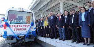 Bakan Gül: Hızlı trenle kentin trafik sorunun çözmüş olacağız