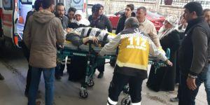 Baykan'da iki otomobil kafa kafaya çarpıştı: 3'ü ağır 5 yaralı