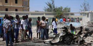 Somali'de saldırı: 5 ölü 11 yaralı