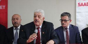 Saadet Partisi'nden HDP ile gizli görüşme iddialarına cevap