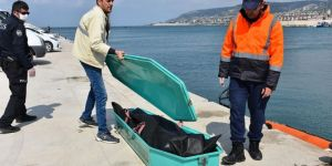 Hatay'da denizde ceset bulundu