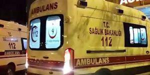 Anadolu Otoyolu Düzce kesiminde minibüs devrildi: 17 yaralı