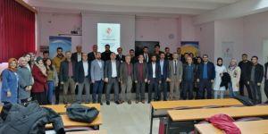 Dicle Üniversitesinde İnovasyon konulu konferans düzenlendi