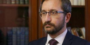 Altun: Cumhurbaşkanı Erdoğan Yıldırım'ın açıklamasıyla çelişmiyor