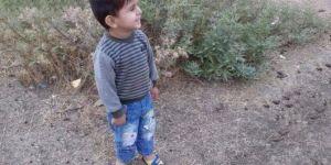 Kaybolan küçük çocuktan haber alınamıyor