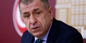 İYİ Parti Genel Başkan Yardımcısı Ümit Özdağ istifa etti