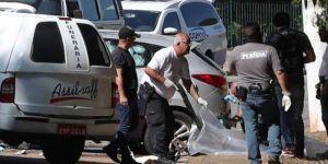 Brezilya'da polis, 11 soyguncuyu öldürdü