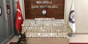 Van'da 63 kilo eroin maddesi ele geçirildi