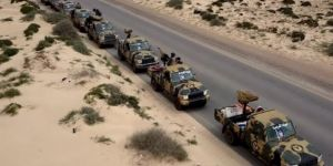 Military mobility in Libya