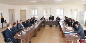 Hilvan'da yeni meclis üyeleri ilk toplantısını yaptı
