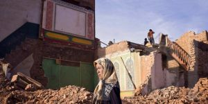 China destroys mosques in East Turkestan