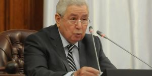 Cezayir'in geçici Cumhurbaşkanı Abdulkadir bin Salih oldu