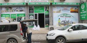 Umut Kervanı kermes gelirlerini muhtaçlara dağıtıyor