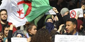 Cezayir'de cumhurbaşkanlığı seçimleri
