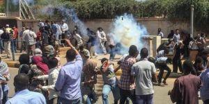 Sudan'da tansiyon yüksek