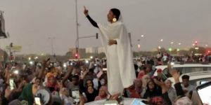 Protests continue in Sudan