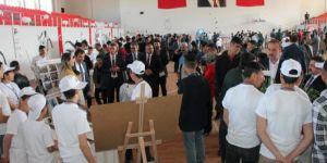 Kızıltepe'de İmam Hatip Öğrencileri yılsonu hünerlerini sergiledi