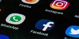 WhatsApp Instagram Twitter ve Facebook'a erişim sıkıntısı