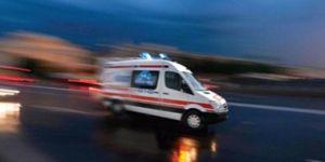 Silifke'de işçi midibüsü devrildi: 11 yaralı