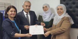 Diyarbakır Büyükşehir Belediye Başkanı Mızraklı mazbatasını aldı
