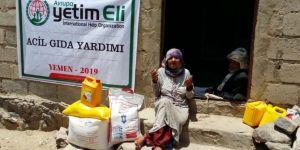 European Orphan Hand reaches out to Yemen