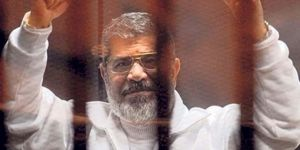 Egypt's chief prosecutor asks execution for Morsi and 23 other people