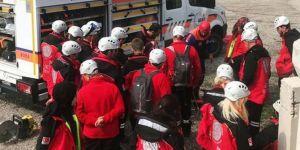 İznik'te defineciler kazdıkları kuyuda mahsur kaldı