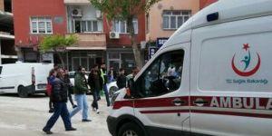 Nusaybin'de yolun karşısına geçmeye çalışan yaşlı adama araç çarptı