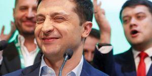 Jewish comedian wins to be new president of Ukraine