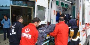 Siirt'te kaza: 3 ağır yaralı