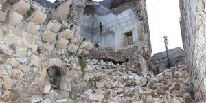 Mardin'in tarihi evleri bakımsızlıktan yıkılıyor
