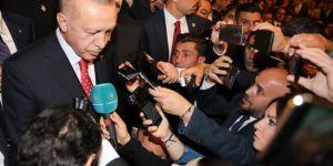 Cumhurbaşkanı Erdoğan: Birileri istedi diye kabine değişikliği olmaz
