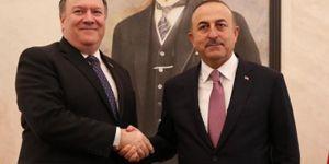 Dışişleri Bakanı Çavuşoğlu: S400 konusunda ara formül yok