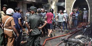 Sri Lanka'daki ölenlerin sayısı 359'a, gözaltı sayısı 100'e yükseldi