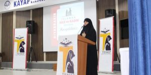 Islam is the name of civilization that gives women real dignity