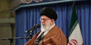 Ayetullah Hamaney: ABD'lilerin düşmanlığı yanıtsız kalmayacak