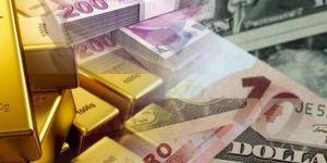 Zêdebûna di Dolar, Euro û zêran de berdewam dike