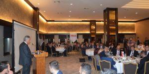 Bölge turizm acenteleri Gaziantep'te toplandı