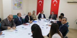 Diyarbakır'da çocuk koruma il koordinasyon kurul toplantısı yapıldı