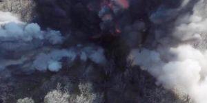Şırnak'ta PKK'ye ait sığınak ve barınaklar imha edildi