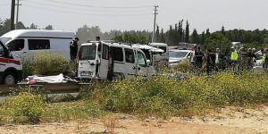 Buca'da kaza: 4'ü çocuk 7 ölü