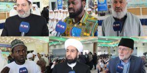 Âlimler İslam ümmeti içerisinde ihtilafları kaldırıp vahdeti oluşturmalı