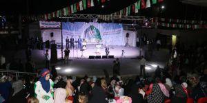 Mersin'de Muhammedi sevda coşkuyla başladı