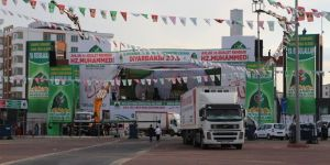 Diyarbakır Muhammedi sevdaya hazır