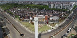 4 dakikada Diyarbakır Mevlid etkinliği 2019