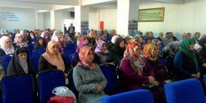 Adıyaman'da Kutsal topraklara gidecek hacı adaylarına seminer verildi