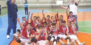 Solhan YBO 2018-2019 Analig Voleybol Türkiye şampiyonasında Türkiye ikincisi oldu